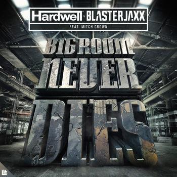 Bigroom Never Dies cover