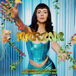 Marina – Ancient Dreams In A Modern Land 2021 CD Completo