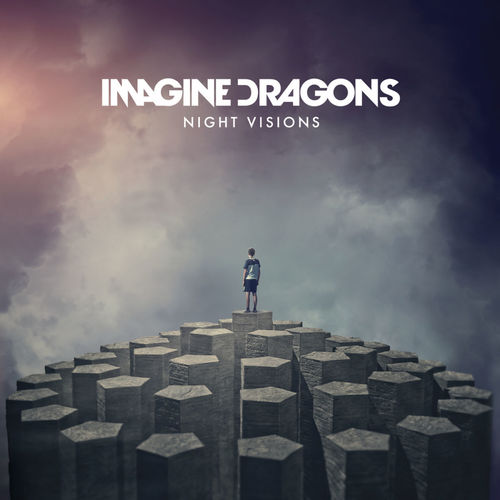 CD Night Visions (Deluxe) – Imagine Dragons (2013)