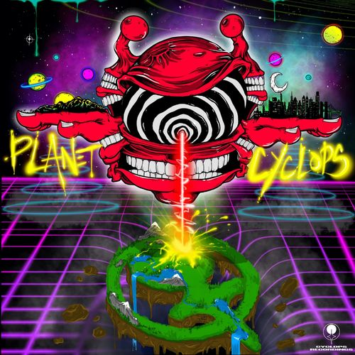 VA - PLANET CYCLOPS [CR011]