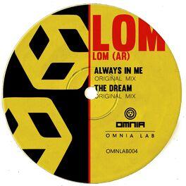 Album cover of Always in Me