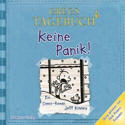 Gregs Tagebuch 6 - Keine Panik Audiobook