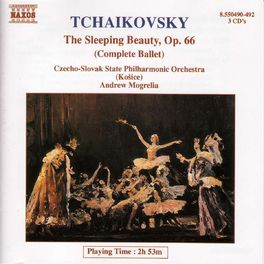Album cover of TCHAIKOVSKY: Sleeping Beauty (The) (Complete Ballet)