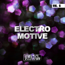 Album cover of Electro Motive, Vol. 6