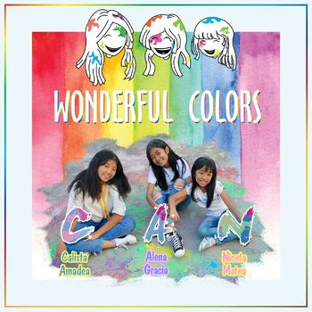 Wonderful Colors cover