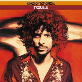 Album cover of Trouble