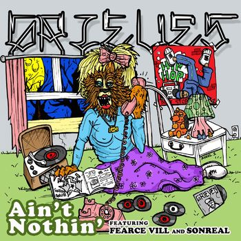 Ain't Nothin' (feat. Fearce Vill & SonReal) cover