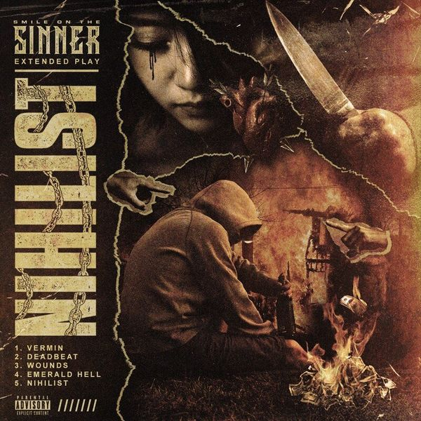 Smile on the Sinner - Nihilist [EP] (2021)