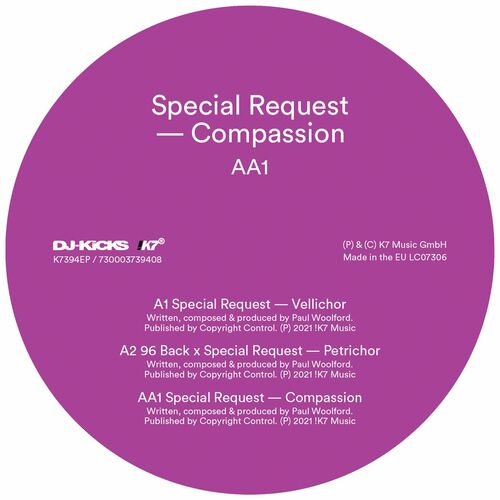 Download Special Request - Compassion (K7394EPD) mp3
