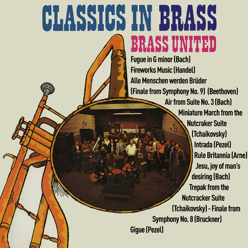 Classics In Brass (Remastered)