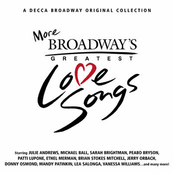 Andrew Lloyd Webber Love Changes Everything Listen With Lyrics Deezer