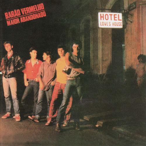 Baixar CD Maior Abandonado – Barão Vermelho (1984) Grátis