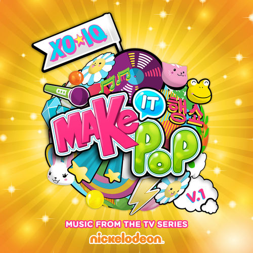 Baixar Single Make It Pop, Vol. 1, Baixar CD Make It Pop, Vol. 1, Baixar Make It Pop, Vol. 1, Baixar Música Make It Pop, Vol. 1 - XO-IQ 2018, Baixar Música XO-IQ - Make It Pop, Vol. 1 2018