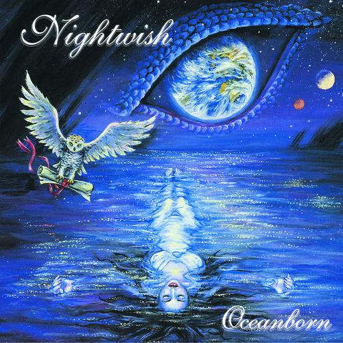 Pochette album Oceanborn