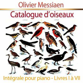 Catalogue d'oiseaux, pour piano, Livre I: 1 Le Chocard des Alpes cover