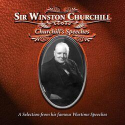 Churchill Speeches Audiobook