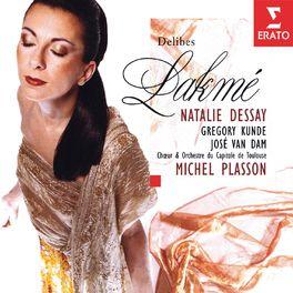 Album cover of Lakme Dessay Plasson