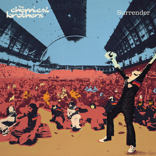 The Chemical Brothers - Surrender (20th Anniversary Edition) LP 2019