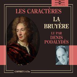 La Bruyère : Les Caractères Audiobook