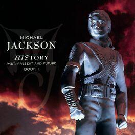 Album cover of HIStory - PAST, PRESENT AND FUTURE - BOOK I