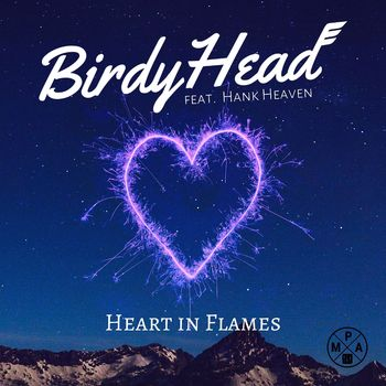 Heart in Flames cover