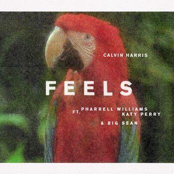 Feels (feat. Pharrell Williams, Katy Perry & Big Sean) cover