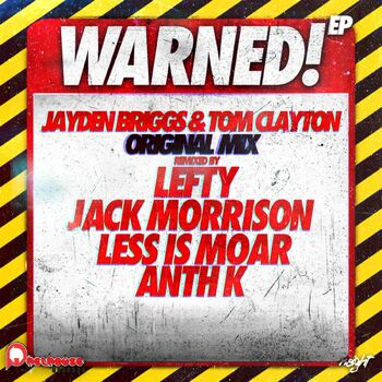 Warned! cover