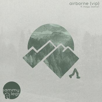 Airborne (feat. Magic Woman) cover