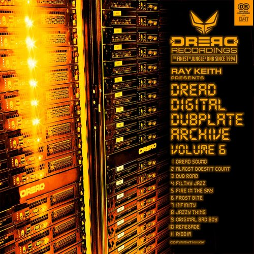 Download Ray Keith - Dread Digital Dubplate Archive, Vol. 6 (DREADUK48) mp3