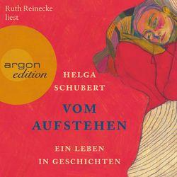 Vom Aufstehen - Ein Leben in Geschichten (Ungekürzt) Audiobook