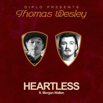 Heartless (feat. Morgan Wallen) cover