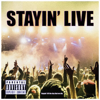 Stayin' Live cover