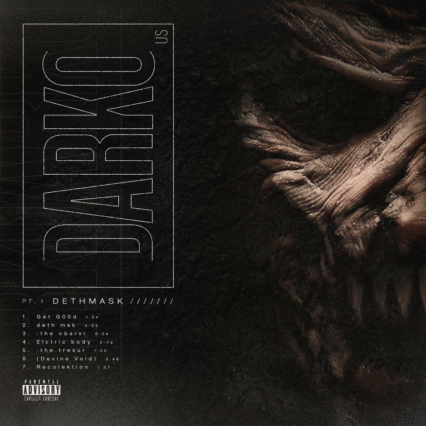 Darko US - Pt. 1 Dethmask [EP] (2020)