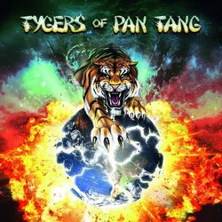 Tygers Of Pan Tang – Tygers of Pan Tang 2016 CD Completo