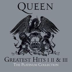 Pochette de l'album The Platinum Collection