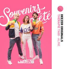Album cover of Aline - Souvenirs d'été - Single