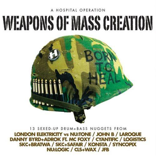 VA — Weapons Of Mass Creation 1 [NHS69]