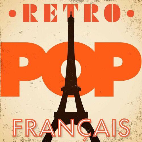 VA - Retro Pop Français (2021) MP3-320Kbps