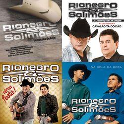 Rionegro e Solimões – Discografia (2021) CD Completo