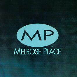 Album cover of Melrose Place: The Music