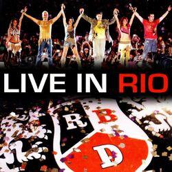 RBD – Live In Rio 2006 CD Completo