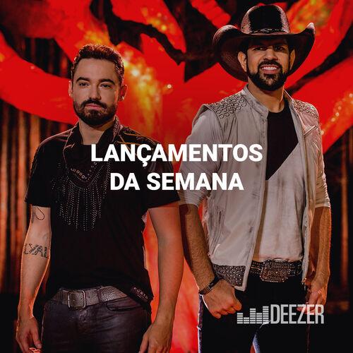 CD Lançamentos da Semana (30/08/2019)