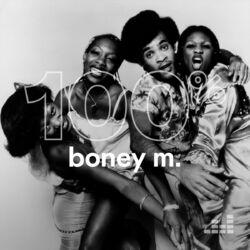 100% Boney M. CD Completo