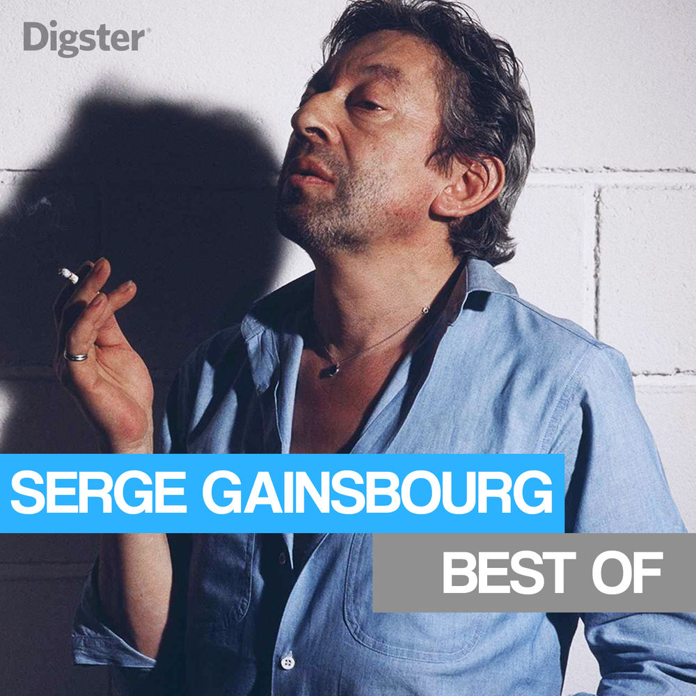 SERGE GAINSBOURG BEST OF