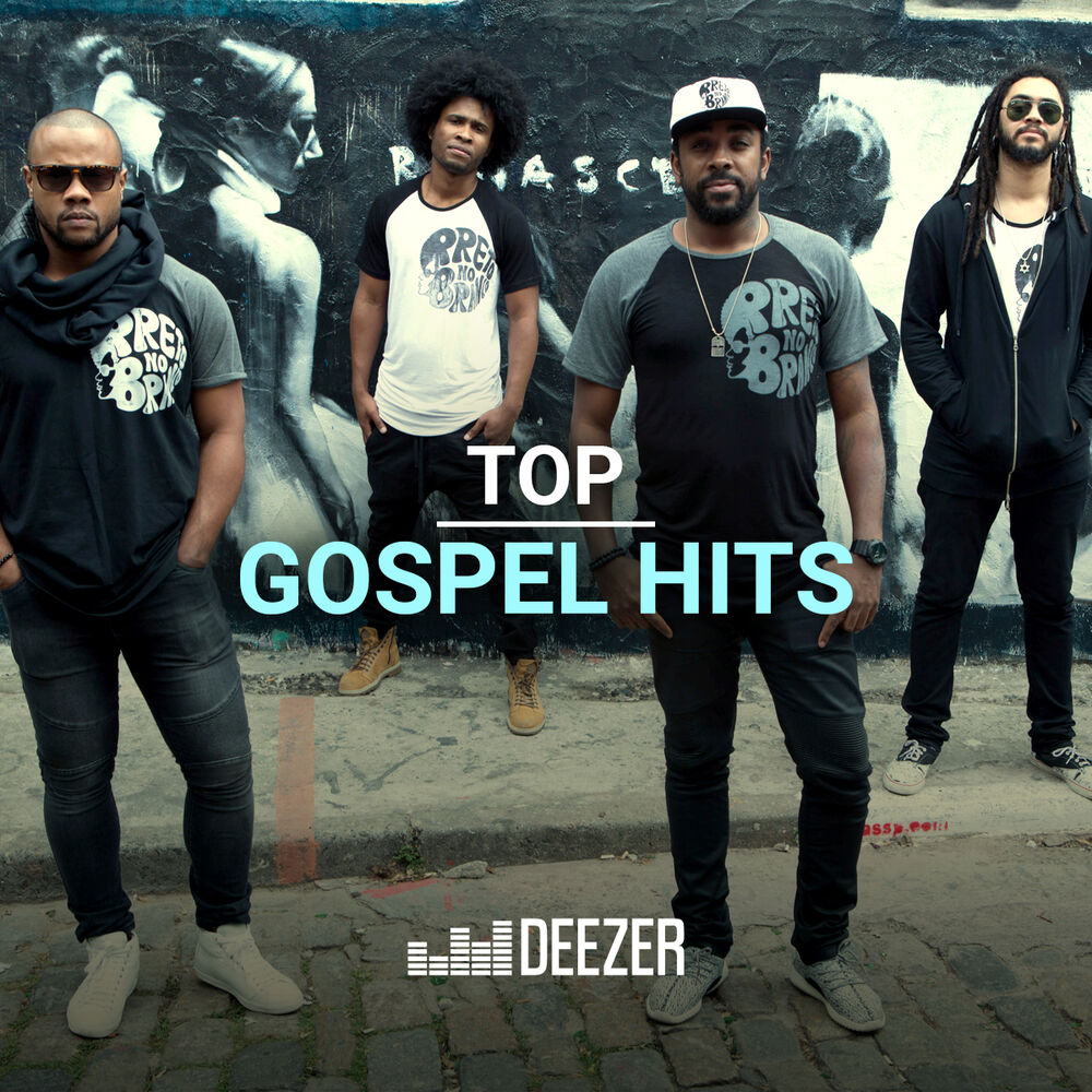 CD Gospel Top Hits (Lançamentos 2017)