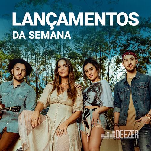 CD Lançamentos da Semana (03/08/2018)