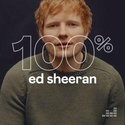 Capa 100% Ed Sheeran