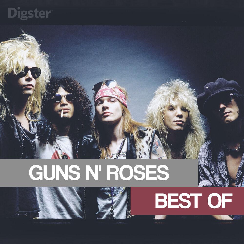 Guns N'Roses Best Of