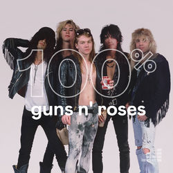 100% Guns N' Roses 2021 CD Completo