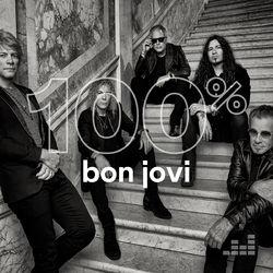 100% Bon Jovi 2021 CD Completo